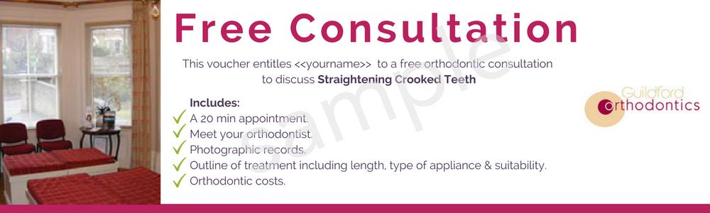 Free Invisalign Consultations