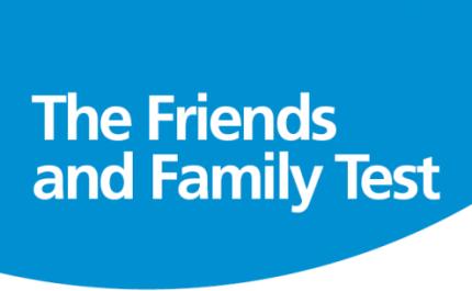 Friends & Family Test Feedback