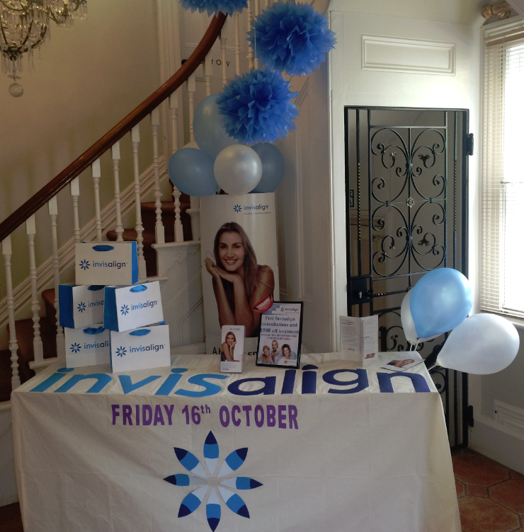 Invisalign Event – Friday 16th October