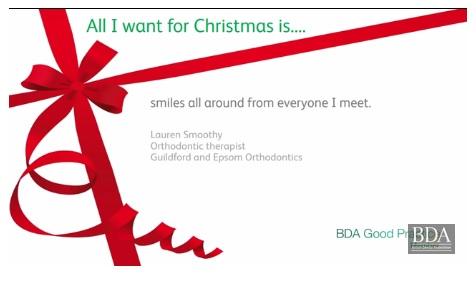 BDA Christmas Wish