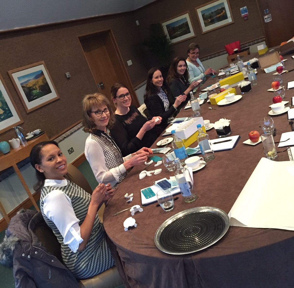 Wisley Ortho Therapist clinical skills training day