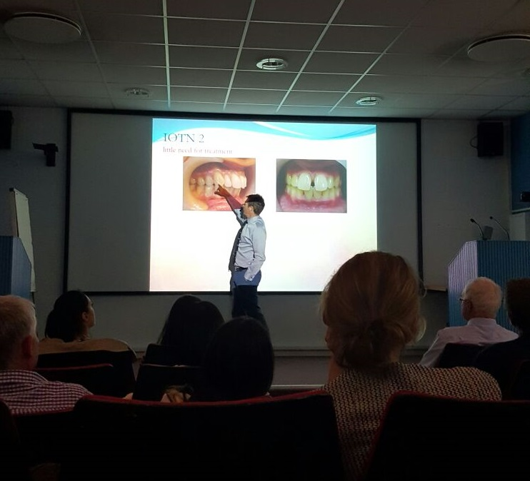 Dr Grobler's Orthodontic Lecture