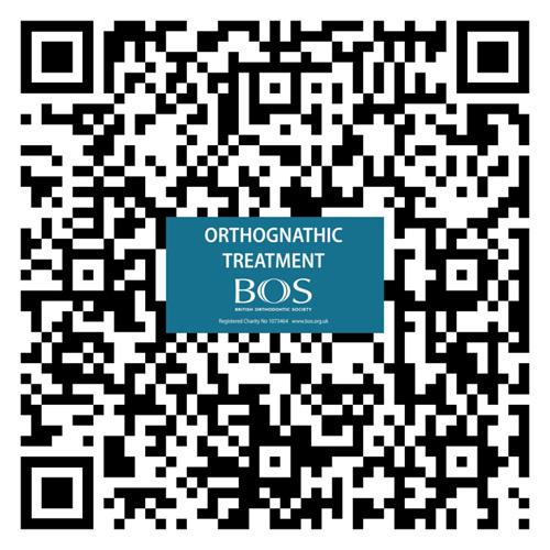 orthognathic treatment