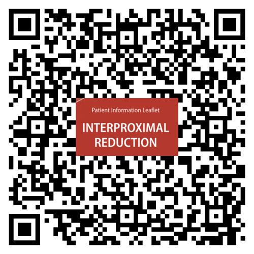 interproximal reduction